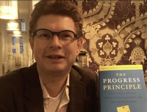 Theo legt in 1.22 minuten video uit, wat Progressiegericht Ondernemen is