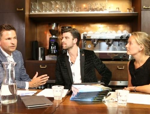 Hier kijk je naar het interview met Pieterjan over zijn boek